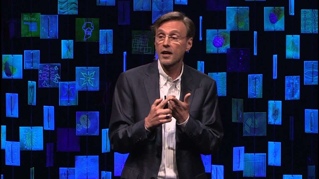 Lincoln didn't fight the civil war to free the corporations: Thom Hartmann at TEDxConcordiaUPor