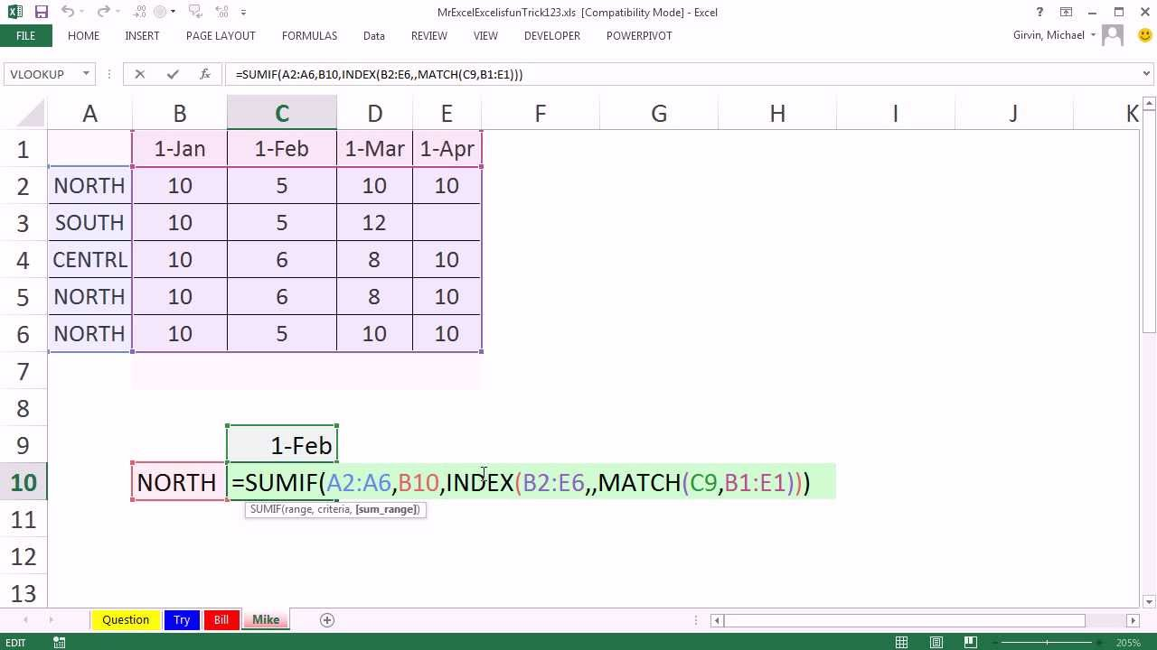 Excel vba auto calculate formula