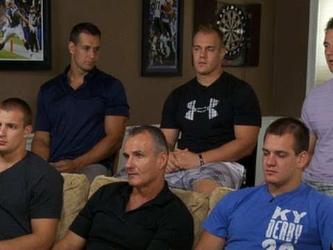 Gronkowski family speaks: Raising champions, injuries, and Hernandez