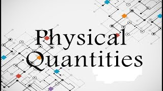 ONLINE TUITION: Physics Kidato cha Tano, Measurement and Physical Quantities