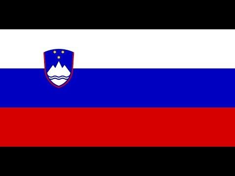 Флаг Словении.