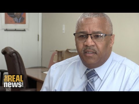 Former Baltimore Homicide Chief Seeks to Unseat 'Absentee' Sheriff