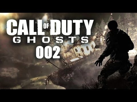 CALL OF DUTY: GHOSTS #002 - Geheim-Mission in San Diego [HD+] | Let's Play Call of Duty: Ghosts