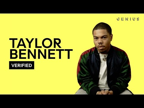 "Taylor Bennett ""Grown Up Fairy Tales"" Official Lyrics & Meaning 