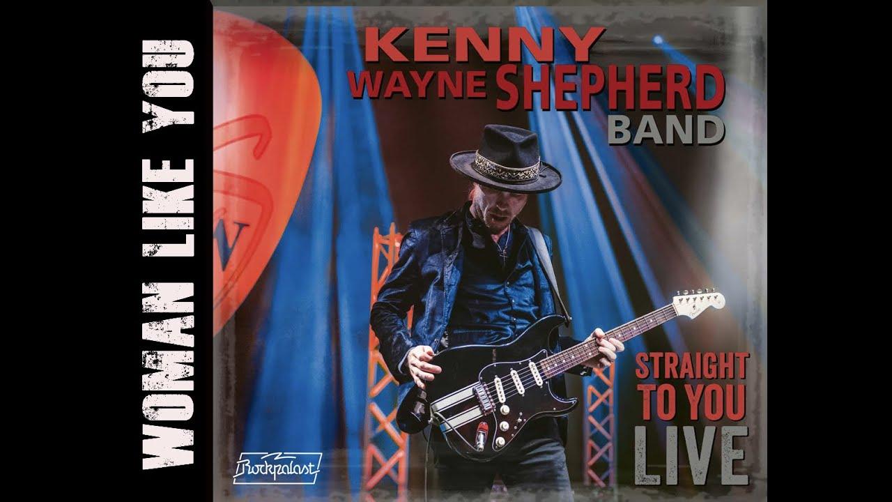 KENNY WAYNE SHEPHERD : sortie prochaine d'un premier DVD live