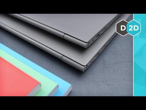 The Lightest Quad-Core Laptops!