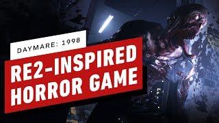 Daymare: 1998 (Ex-Resident Evil 2 Fan Remake) Gameplay