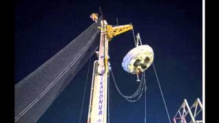 NASA postpones flying saucer parachute test