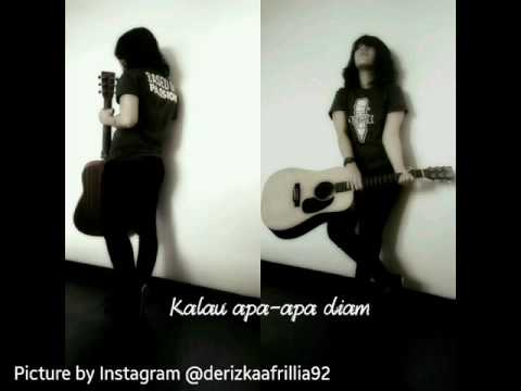 Derizka Afrillia - Tak Lagi Galau (New Version) Clip & Lyrics