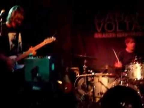 Sebadoh 24 Agoust 2011 @ Cabaret Voltaire, Edinburgh