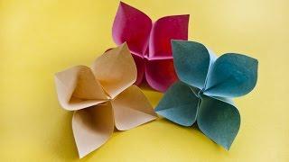 Peper flowers origami flower