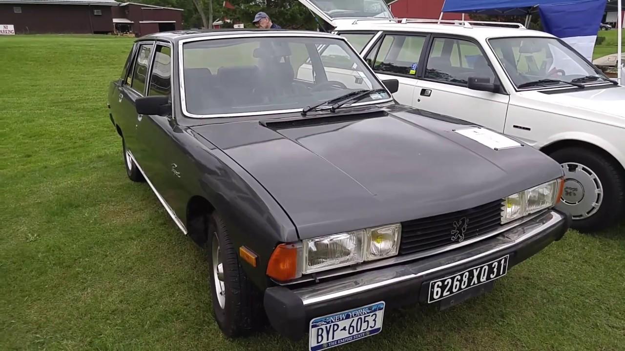 Peugeot 604 Gti : 1985 peugeot 604 gti youtube ~ Medecine-chirurgie-esthetiques.com Avis de Voitures
