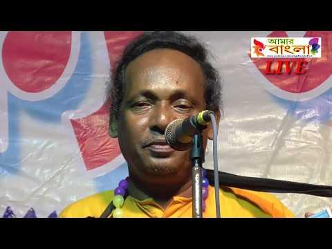 আট কুঠুরি নয় দরজার এই ঘরের নেই তালা || Basudeb Das Baul || Folk Song || HD