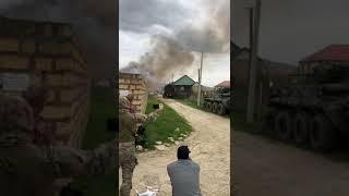 Видео боя с боевиками ИГ в Дербенте. ФСБ Дагестан. КТО 22.04.2018