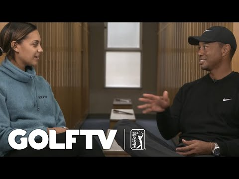 Tiger Woods discusses Round 1 of the ZOZO CHAMPIONSHIP