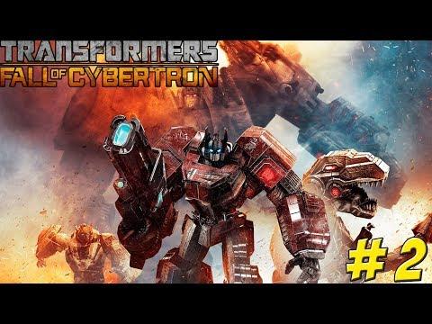 Retro Coach! Transformers: Fall of Cybertron Part 2 - YoVideogames
