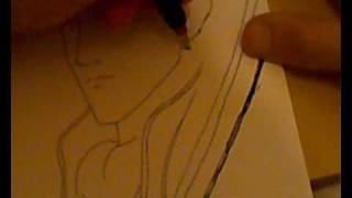 How to draw Vergil