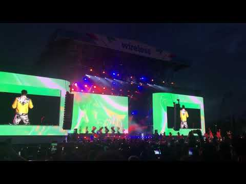 Cardi B & Lil Nas X Wireless 2019 'Old Town Road & Rodeo' Live London