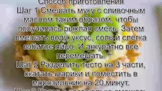 Праздничные тарталетки рецепты с фото.Тарталетки с киви и лимонным кремом