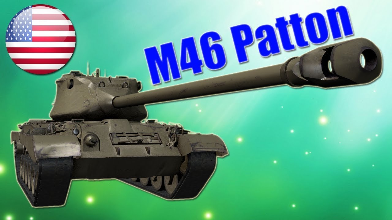 Pokaż co potrafisz !!! #1030 – M46 Patton po buffie :)