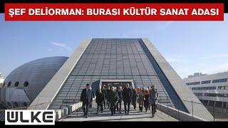 Cumhurbaşkanlığı Senfoni Orkestrası binası, Ankaranın yeni nesil ikonik binası olmaya aday