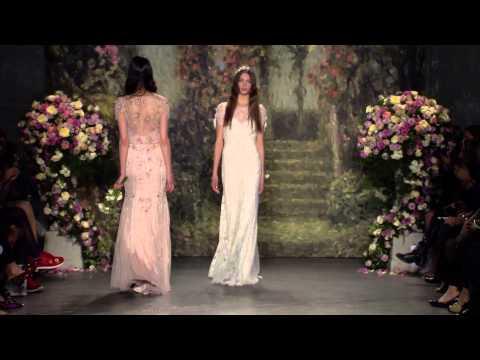 2016 Bridal Show | Jenny Packham