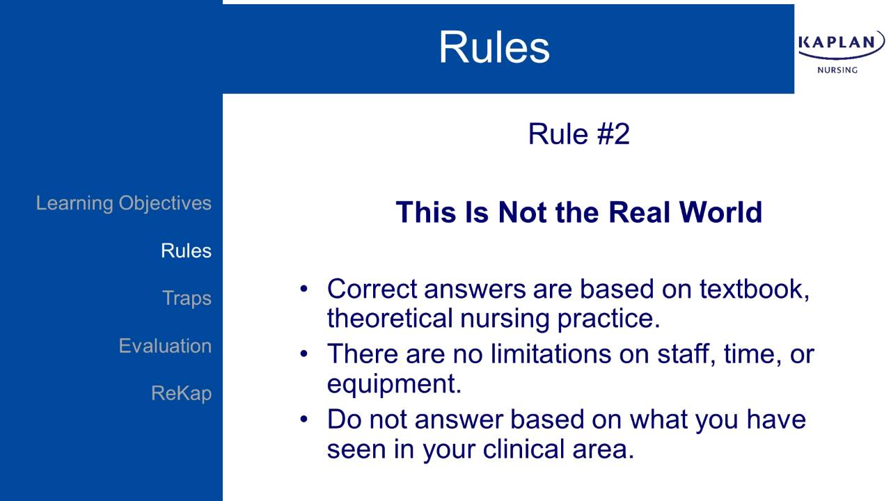 3b7b0a6cf93 How to Pass the NCLEX - 5 Tips for Passing the NCLEX® - YouTube
