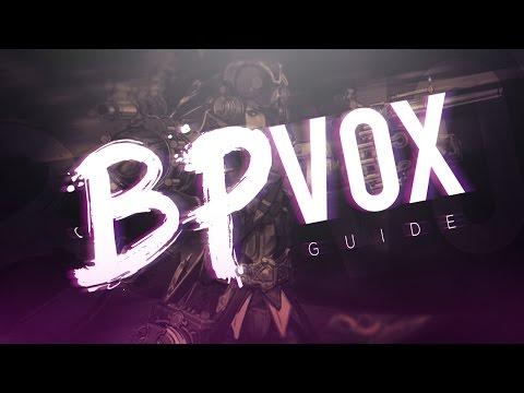 Vainglory BP Vox Guide [Beginner]