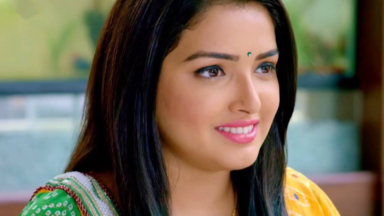 Amrapali Dubey  London Wali Romantic Bhojpuri Movie Scene 2020 भोजपुरी वीडियो || WWR