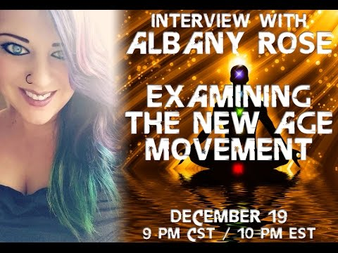 Interview with Albany Rose on the New Age movement
