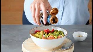 Recipe: Poke Bowl