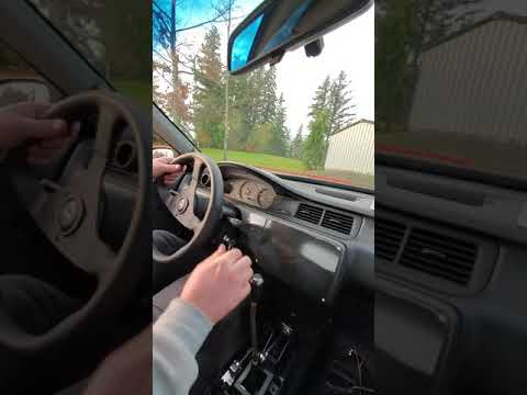 350whp K24 All-motor Civic coupe pull