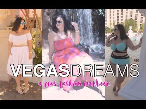 VEGAS DREAMS | Plus Size Fashion Summer Lookbook. http://bit.ly/2HOChP6