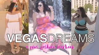 VEGAS DREAMS | Plus Size Fashion Summer Lookbook