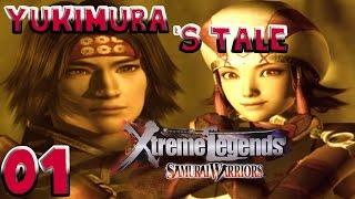 Samurai Warriors XL(Chaos): Yukimura Sanada 01: Kawanakajima & Mikatagahara