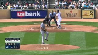 Minnesota Twins   Chicago White Sox 03 09 15