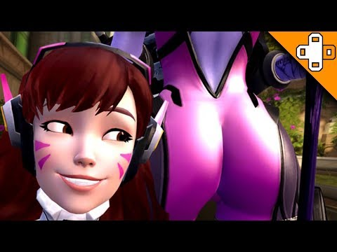What Is D.Vas FAVORITE Thing? Overwatch Funny & Epic Moments 636