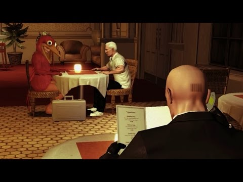 Hitman: Blood Money - Mission #6 - The Murder Of Crows