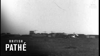 Jet Aircraft Trident II Establishes World Altitude Record (1958)