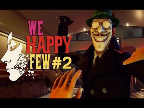 We Happy Few Clockwork Update l Part 2