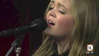 Sarah Grace and The Soul - Amazing Grace - Live on KPRC 2 Houston Life