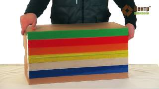 Обзор цветного (маркировочного) скотча от CPEREEZD.RU