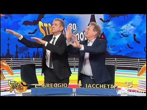 """Epico balletto a """"Stiscia la Notizia"""" di Greggio e Iacchetti"""
