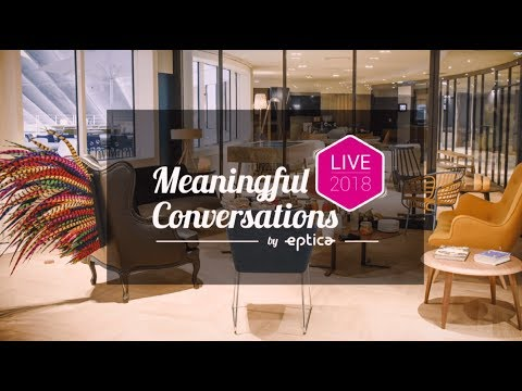 Meaningful conversations - Live 2018 by Eptica