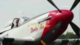 scalewings mustang ultralight fk 51 video 2 produktion 2012