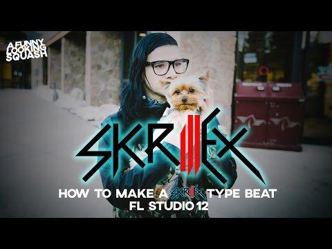 [FL Studio 12] How to make a dubstep banger like SKRILLEX