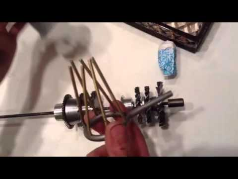 how to make a mini jet engine
