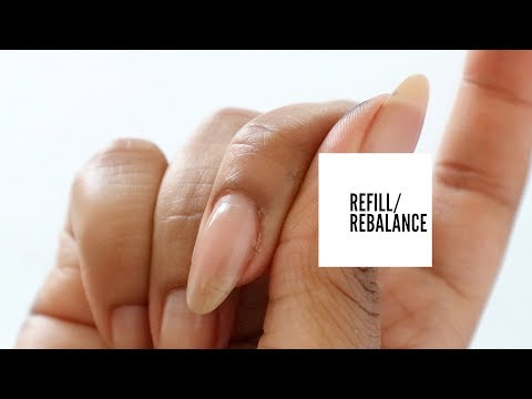 HOW TO REFILL & REBALANCE LIKE A PRO  abetweene