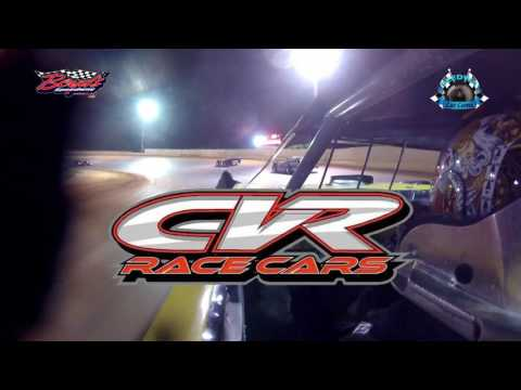 #28 Bobby Doss - Sportsman - 4-15-17 Boyd's Speedway - In-Car Camera