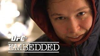 UFC 175 Embedded: Vlog Series - Episode 2